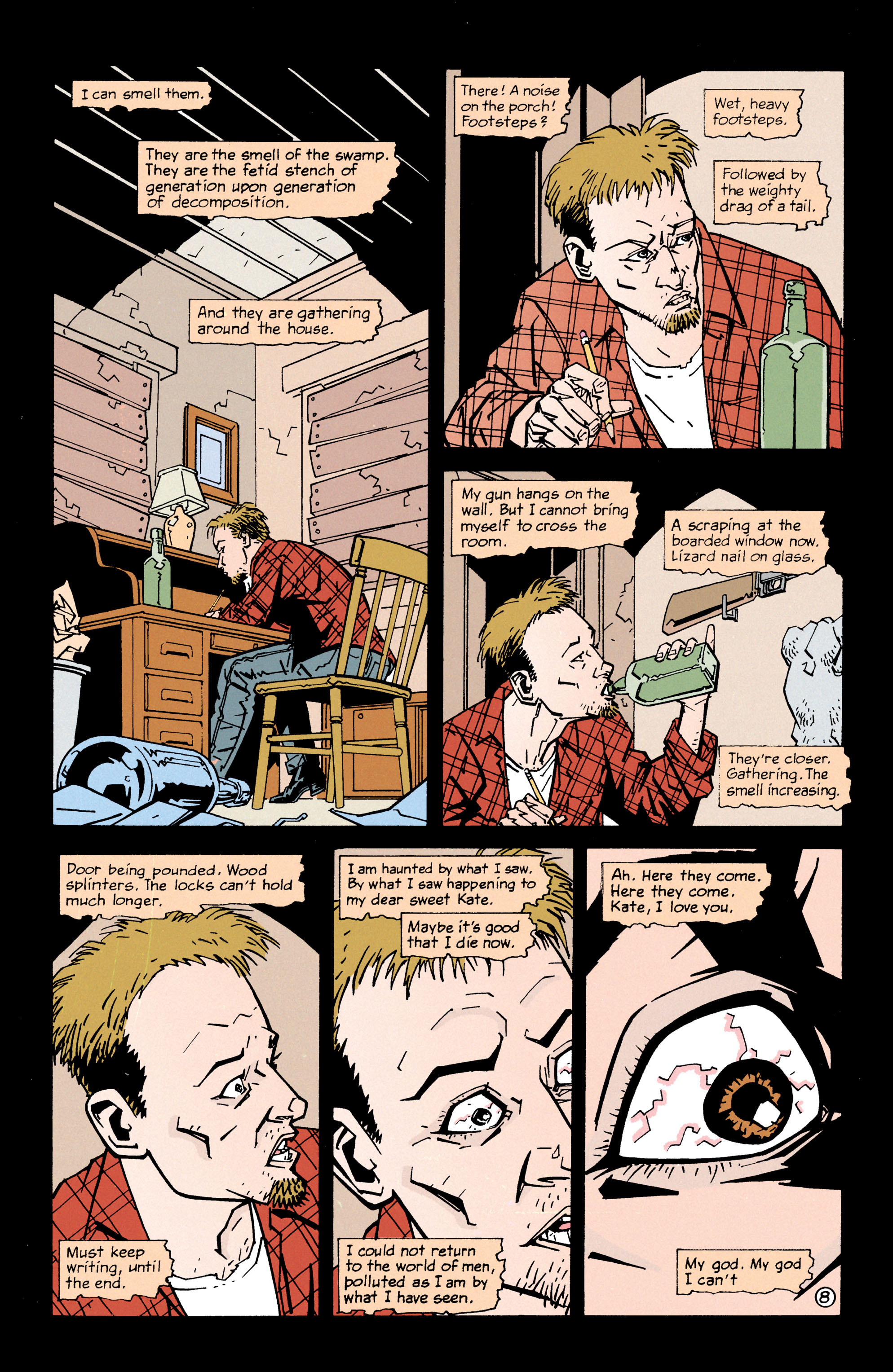 Read online Shade, the Changing Man comic -  Issue #66 - 9