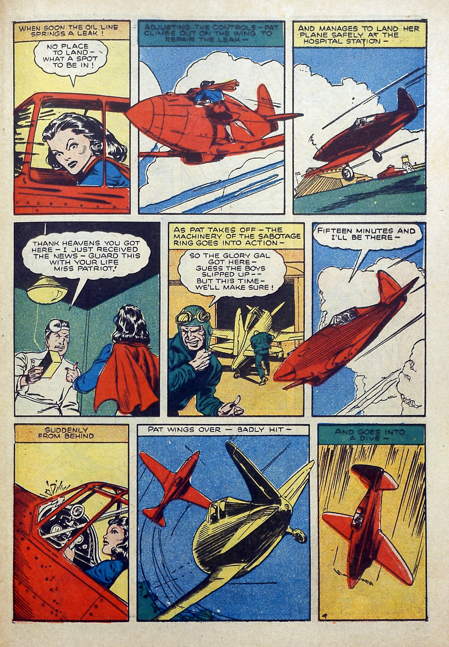 Daredevil (1941) issue 3 - Page 43