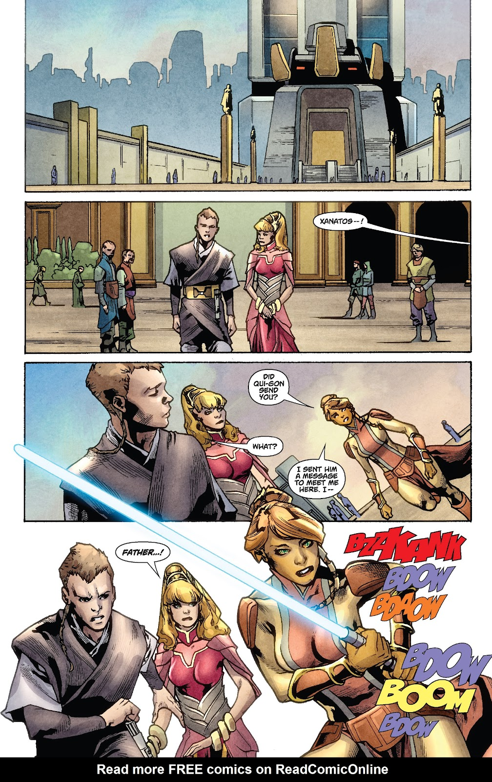 Read online Star Wars Legends: Rise of the Sith - Epic Collection comic -  Issue # TPB 1 (Part 2) - 45