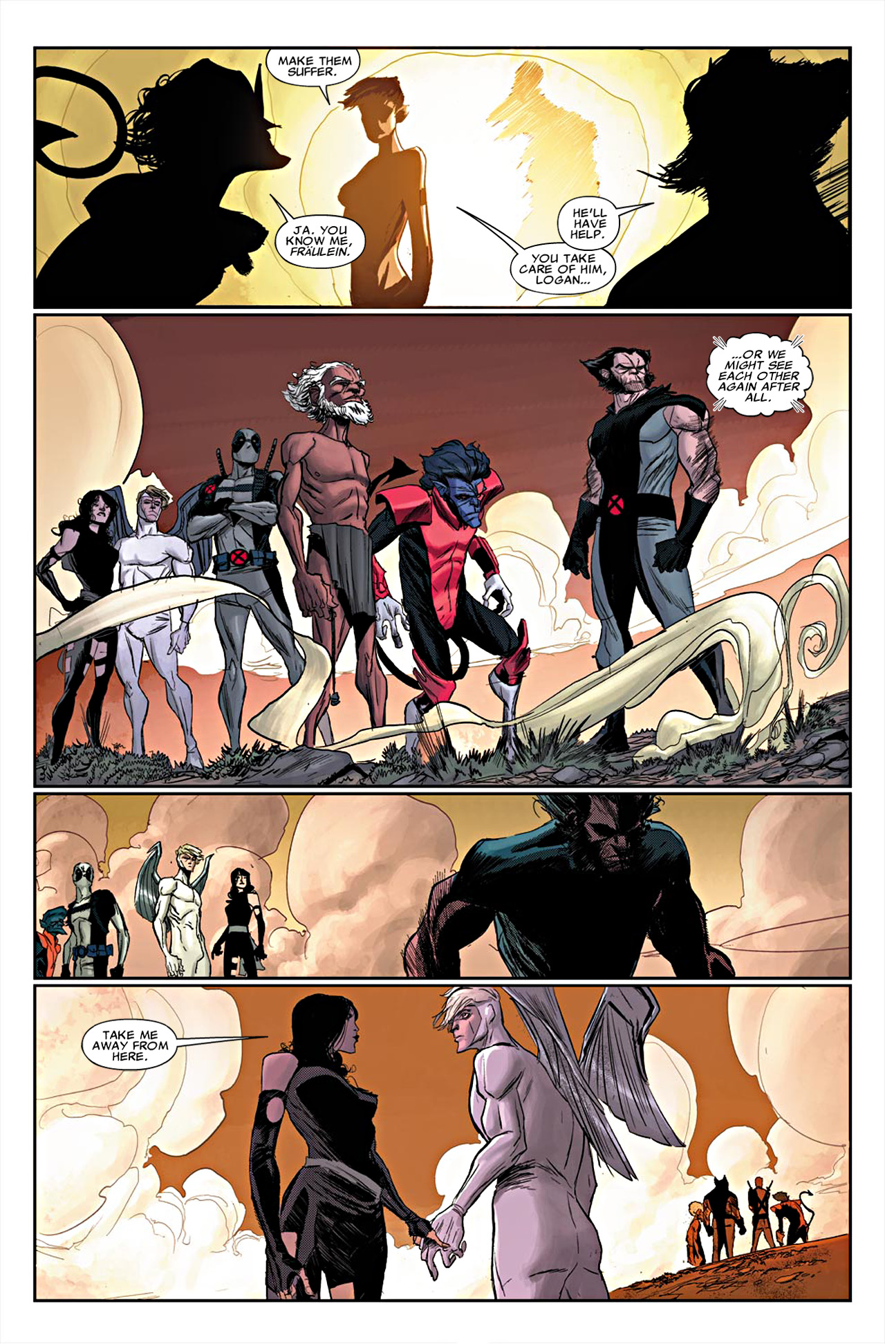 Read online Uncanny X-Force (2010) comic -  Issue #19 - 11