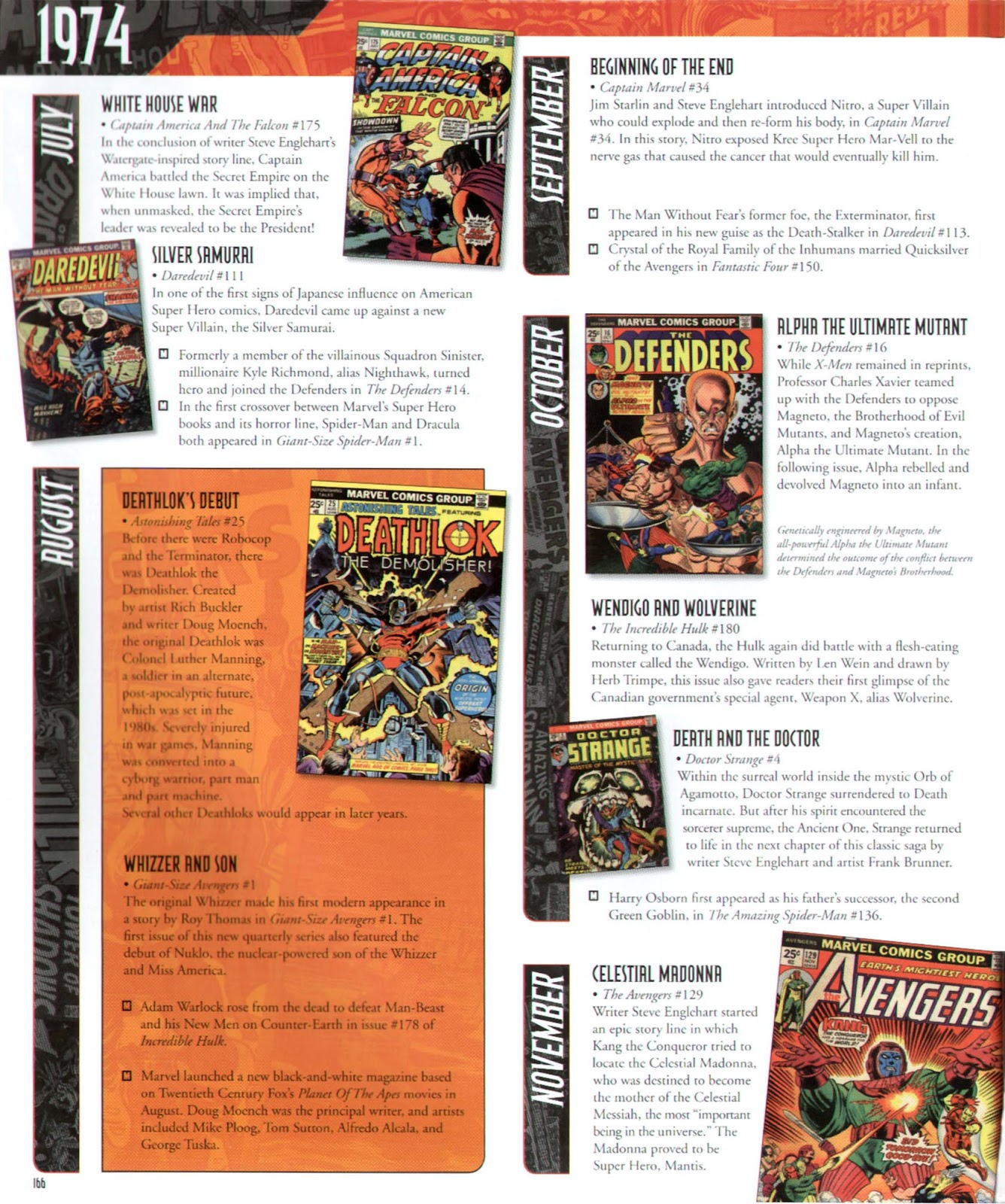 Read online Marvel Chronicle comic -  Issue # TPB (Part 2) - 57