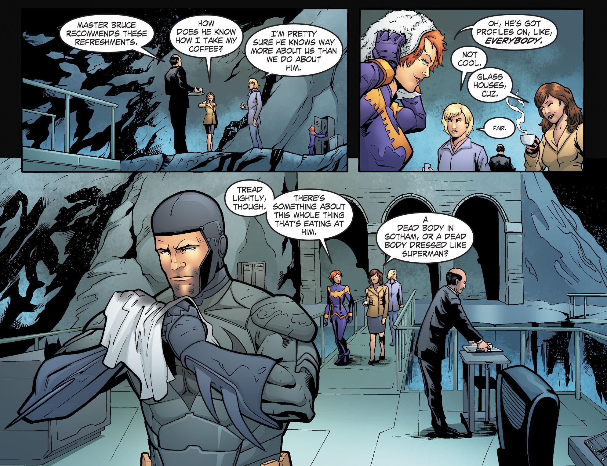 Read online Smallville: Alien comic -  Issue #6 - 8