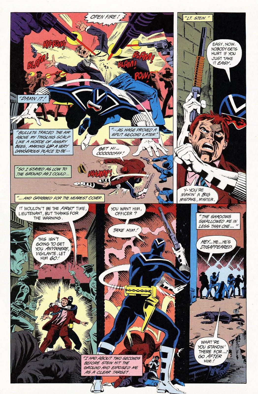 Vigilante (1983) issue 32 - Page 9