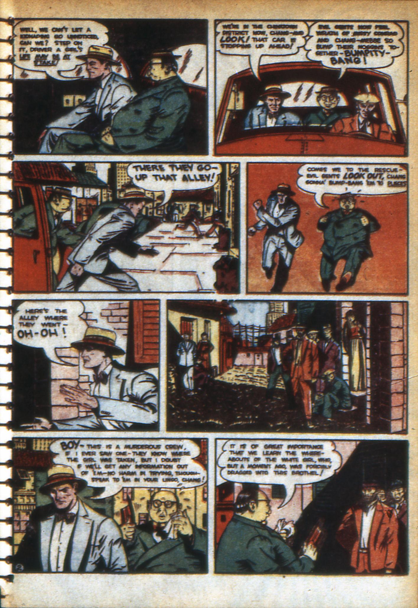 Read online Adventure Comics (1938) comic -  Issue #47 - 46