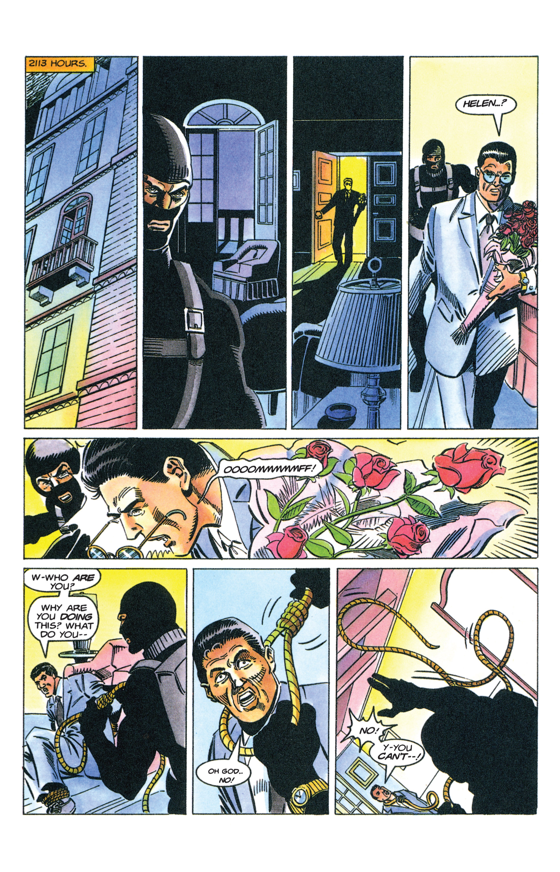 Read online Armorines comic -  Issue #12 - 16