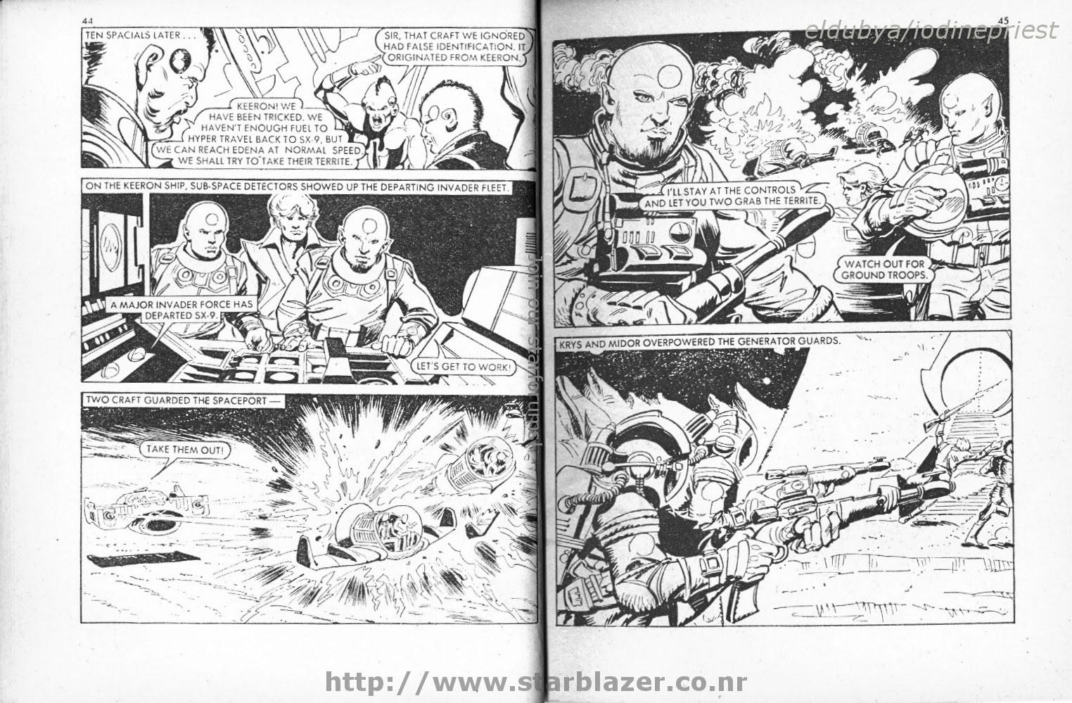 Starblazer issue 33 - Page 24