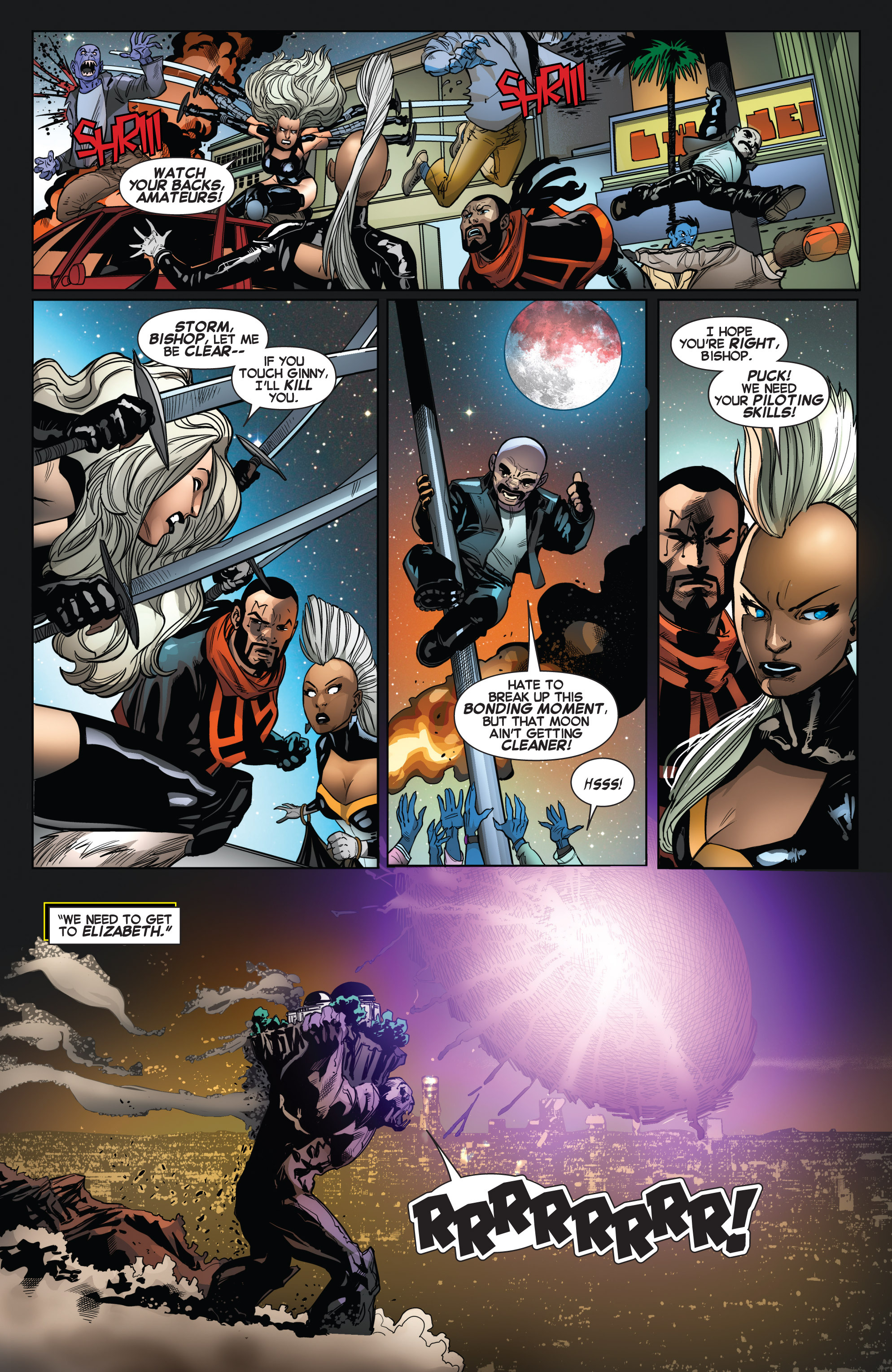 Read online Uncanny X-Force (2013) comic -  Issue #14 - 14