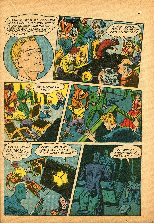 Read online Super-Magician Comics comic -  Issue #9 - 42