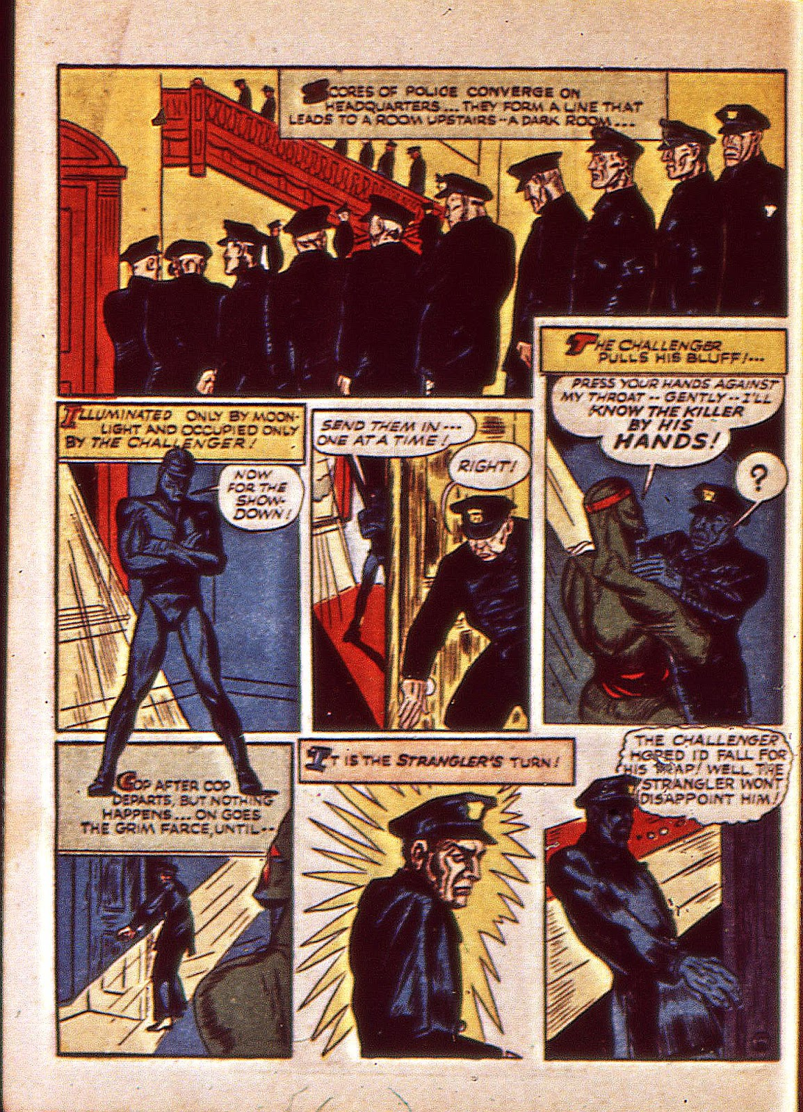 Mystic Comics (1940) issue 6 - Page 57