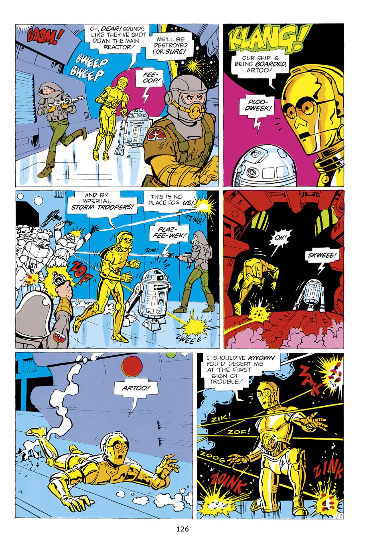 Read online Star Wars Omnibus comic -  Issue # Vol. 23 - 125