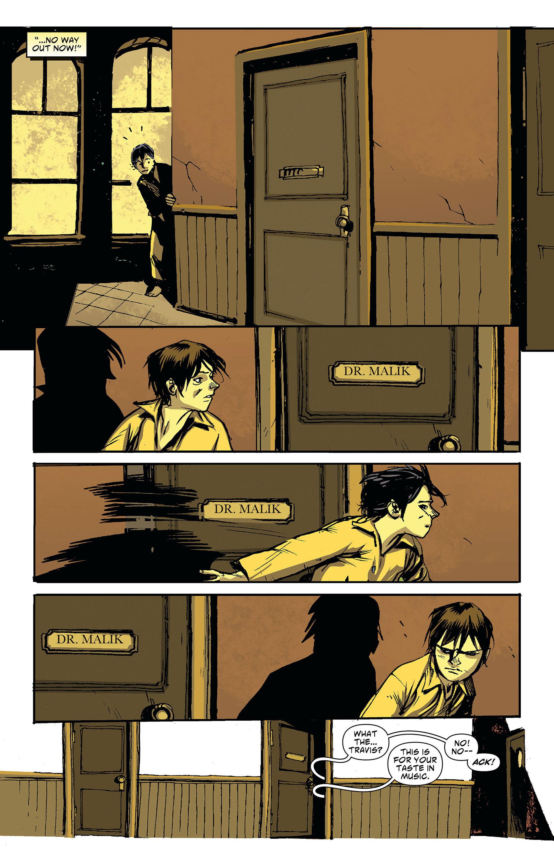 Read online American Vampire comic -  Issue #24 - 12