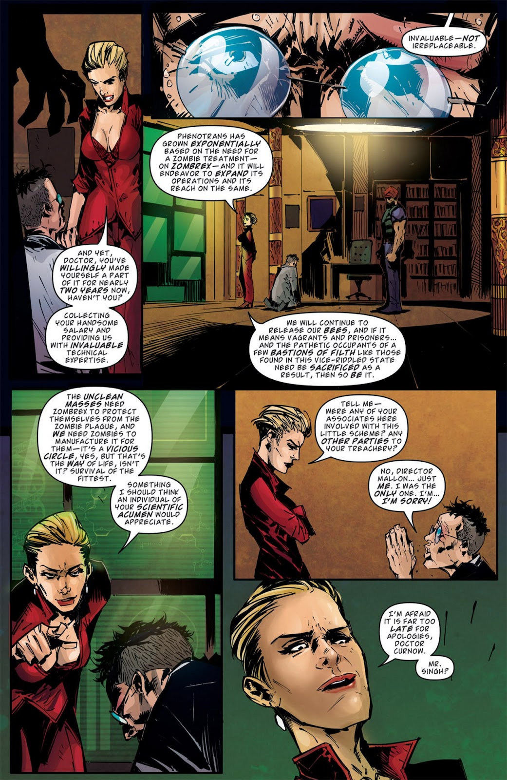 Read online Dead Rising: Road to Fortune comic -  Issue #2 - 18