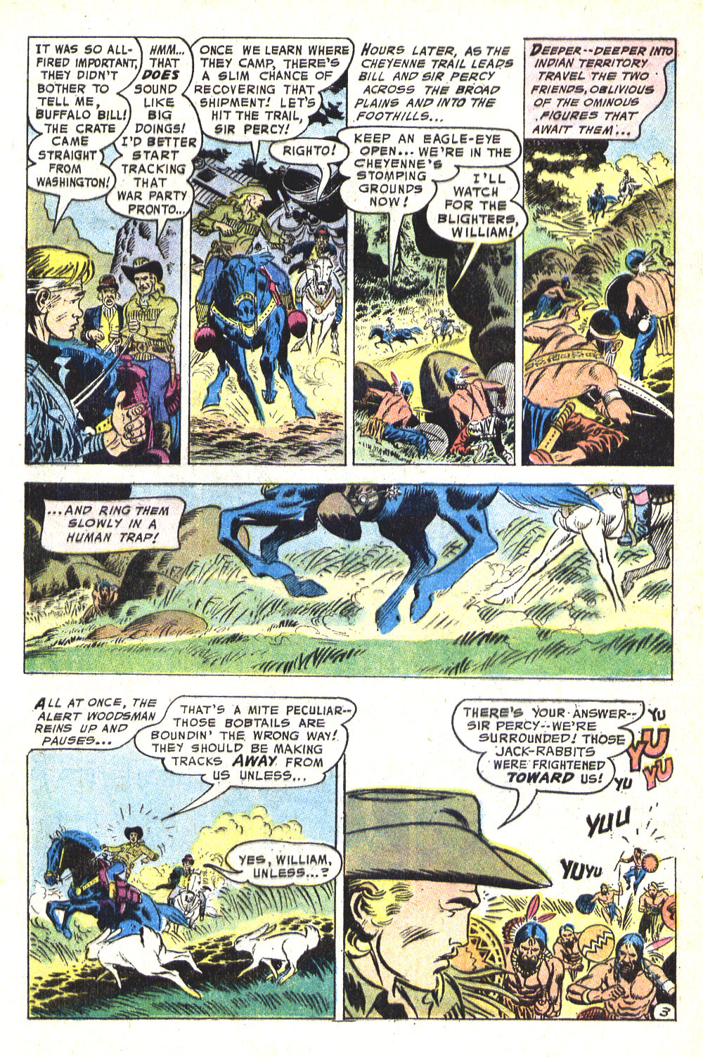 Read online All-Star Western (1970) comic -  Issue #8 - 17