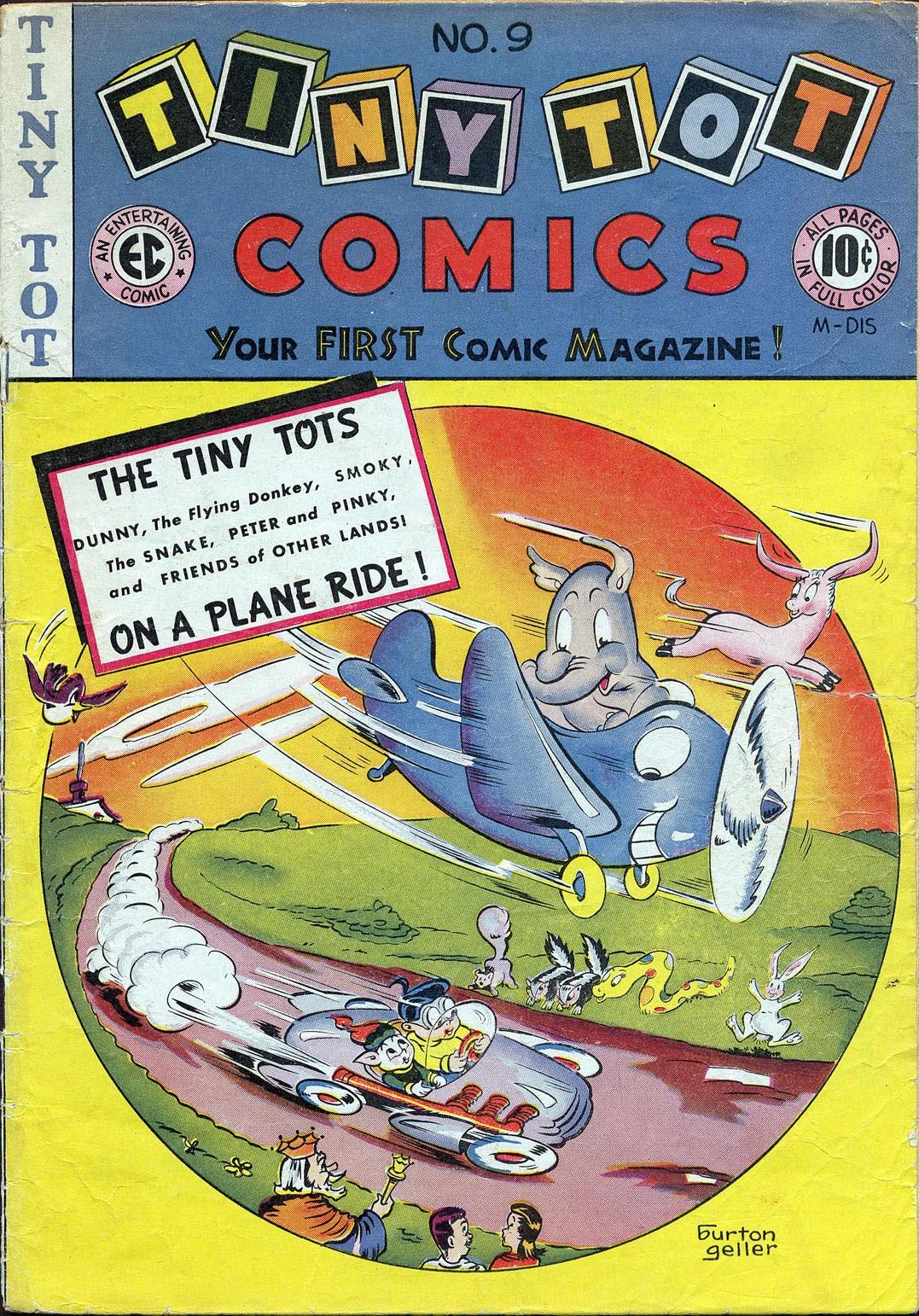 Tiny Tot Comics 9 Page 1