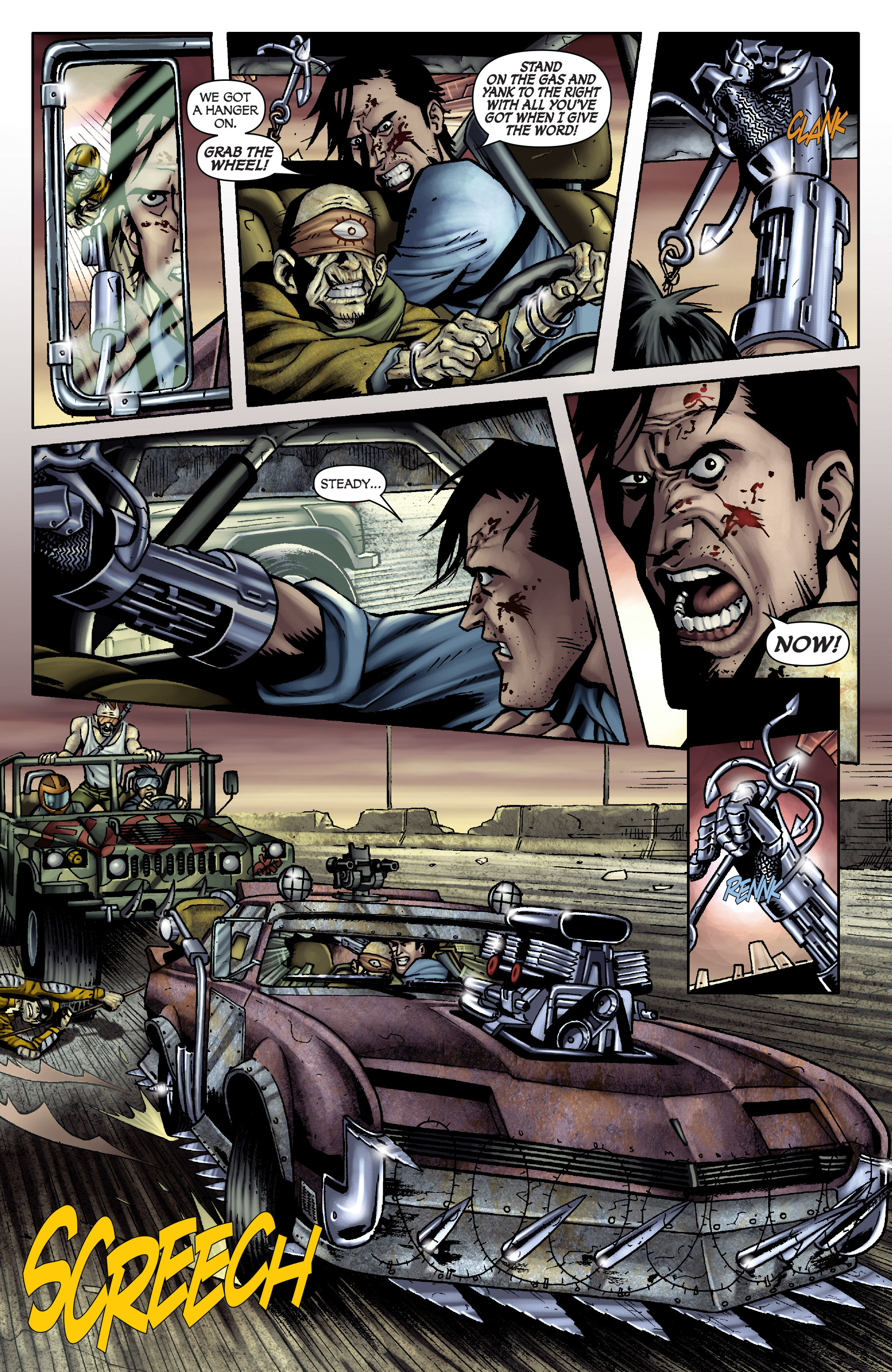 Read online Army of Darkness: From the Ashes comic -  Issue #Army of Darkness: From the Ashes TPB - 42