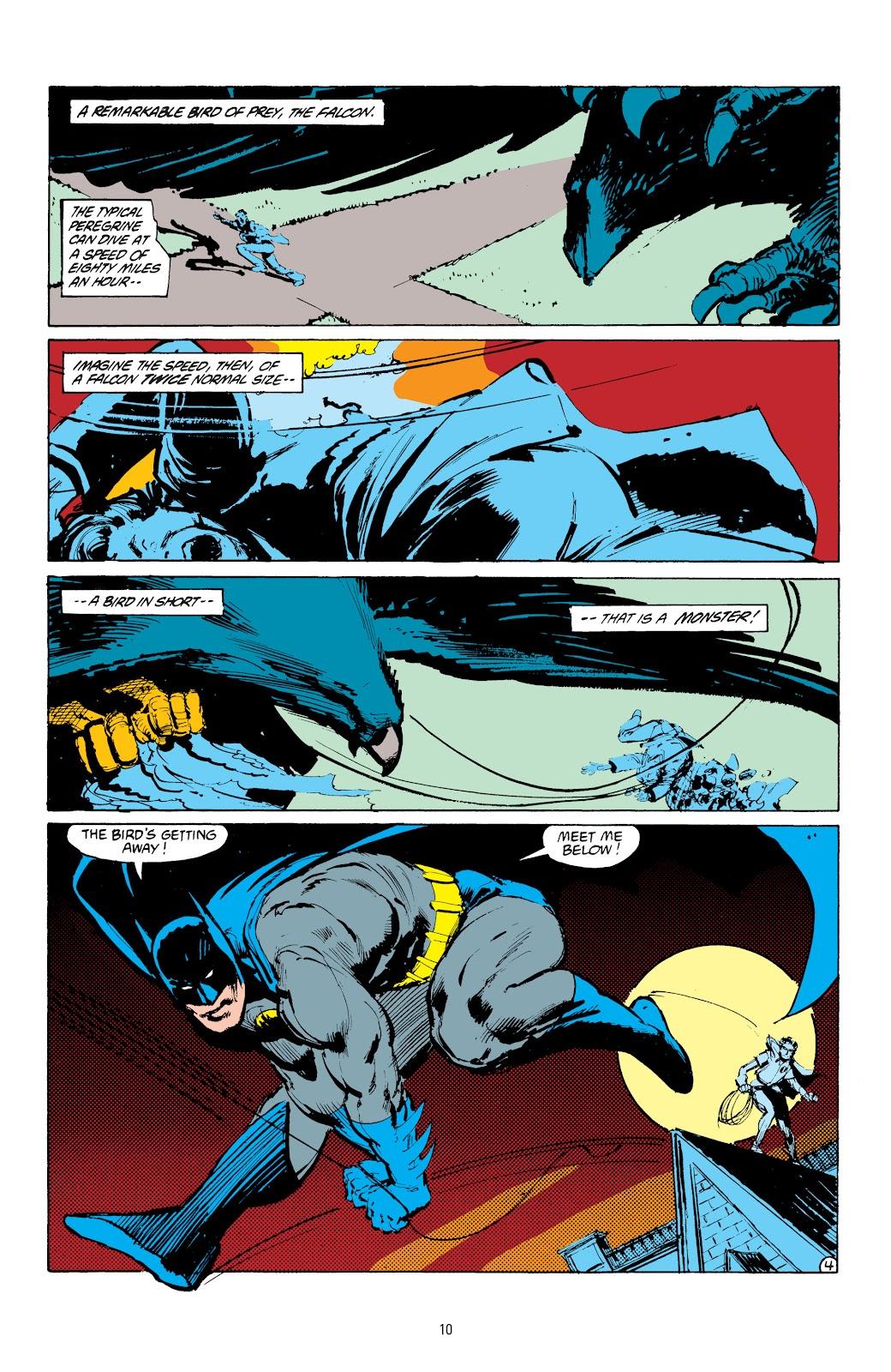 Read online Detective Comics (1937) comic -  Issue # _TPB Batman - The Dark Knight Detective 1 (Part 1) - 10