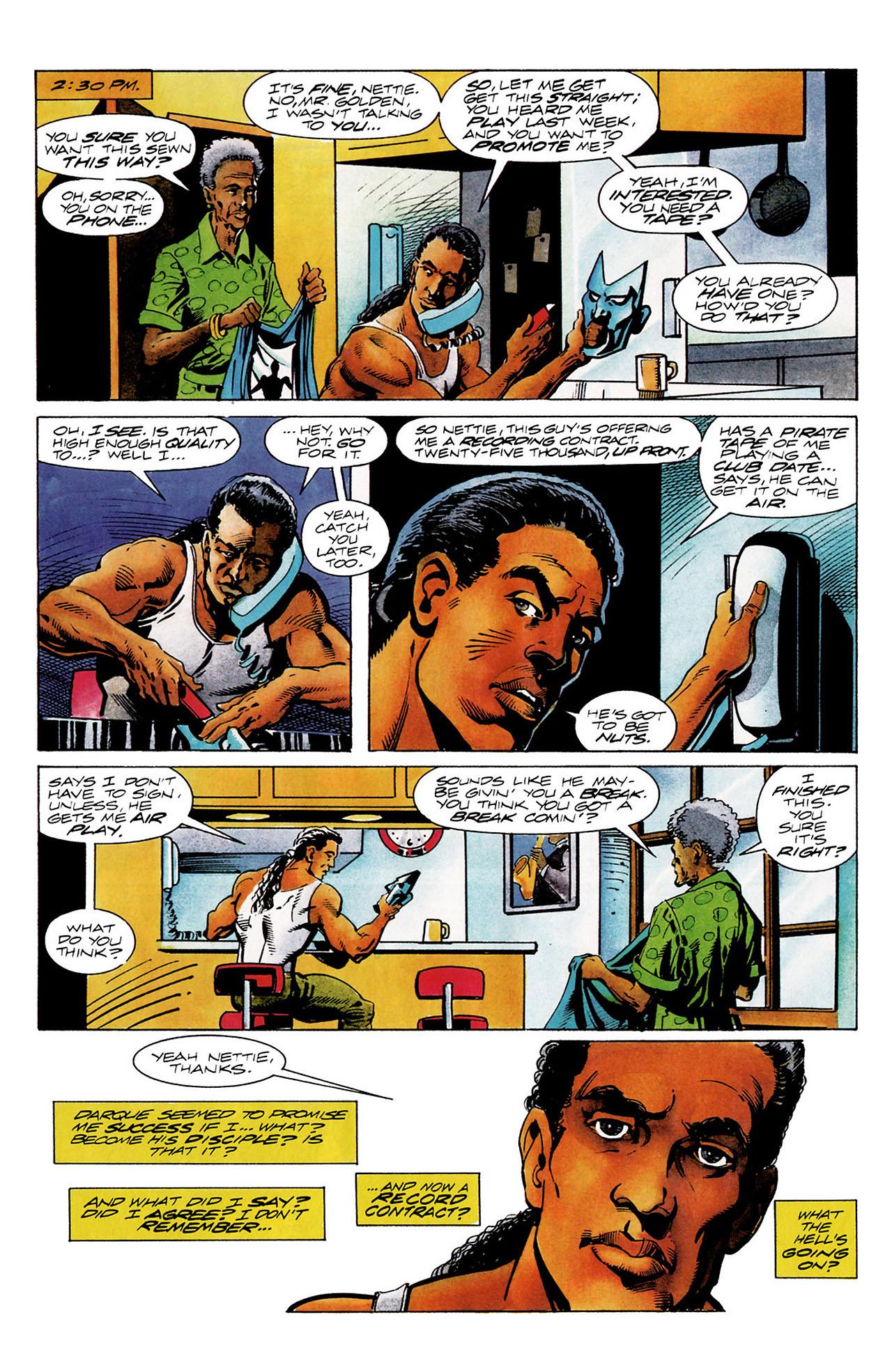 Read online Shadowman (1992) comic -  Issue #11 - 7