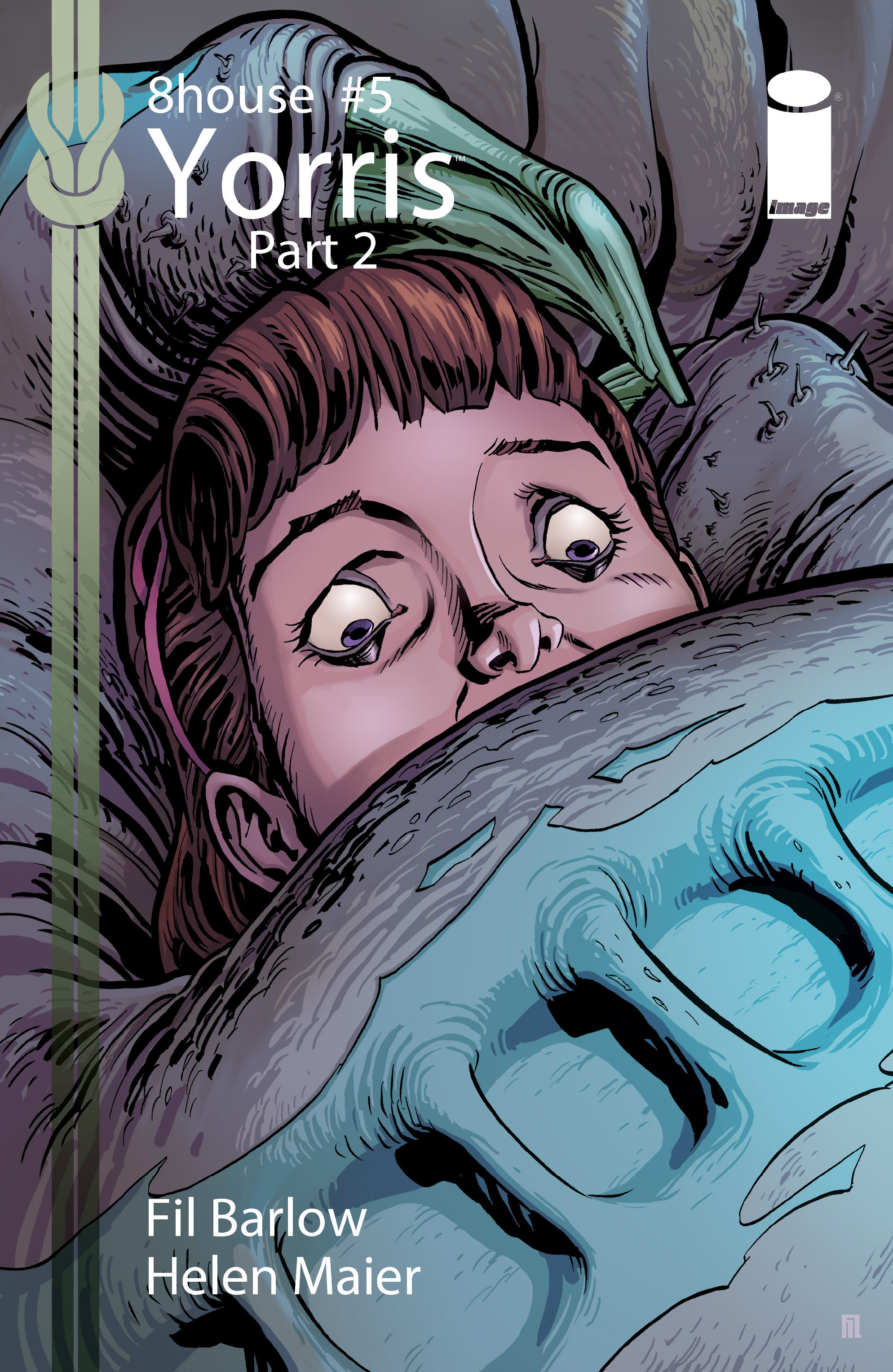 Read online 8House comic -  Issue #5 - 1