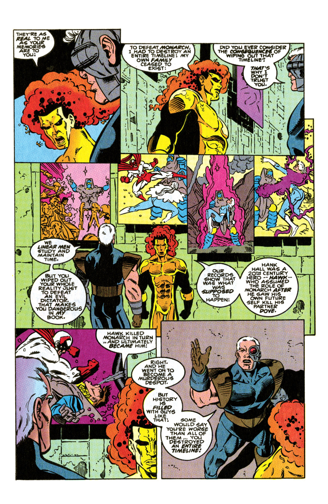 Read online Showcase '94 comic -  Issue #8 - 31