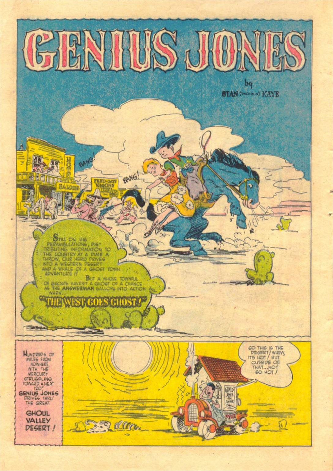Read online Adventure Comics (1938) comic -  Issue #87 - 14