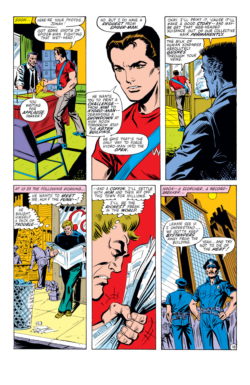 The Amazing Spider-Man (1963) 212 Page 18