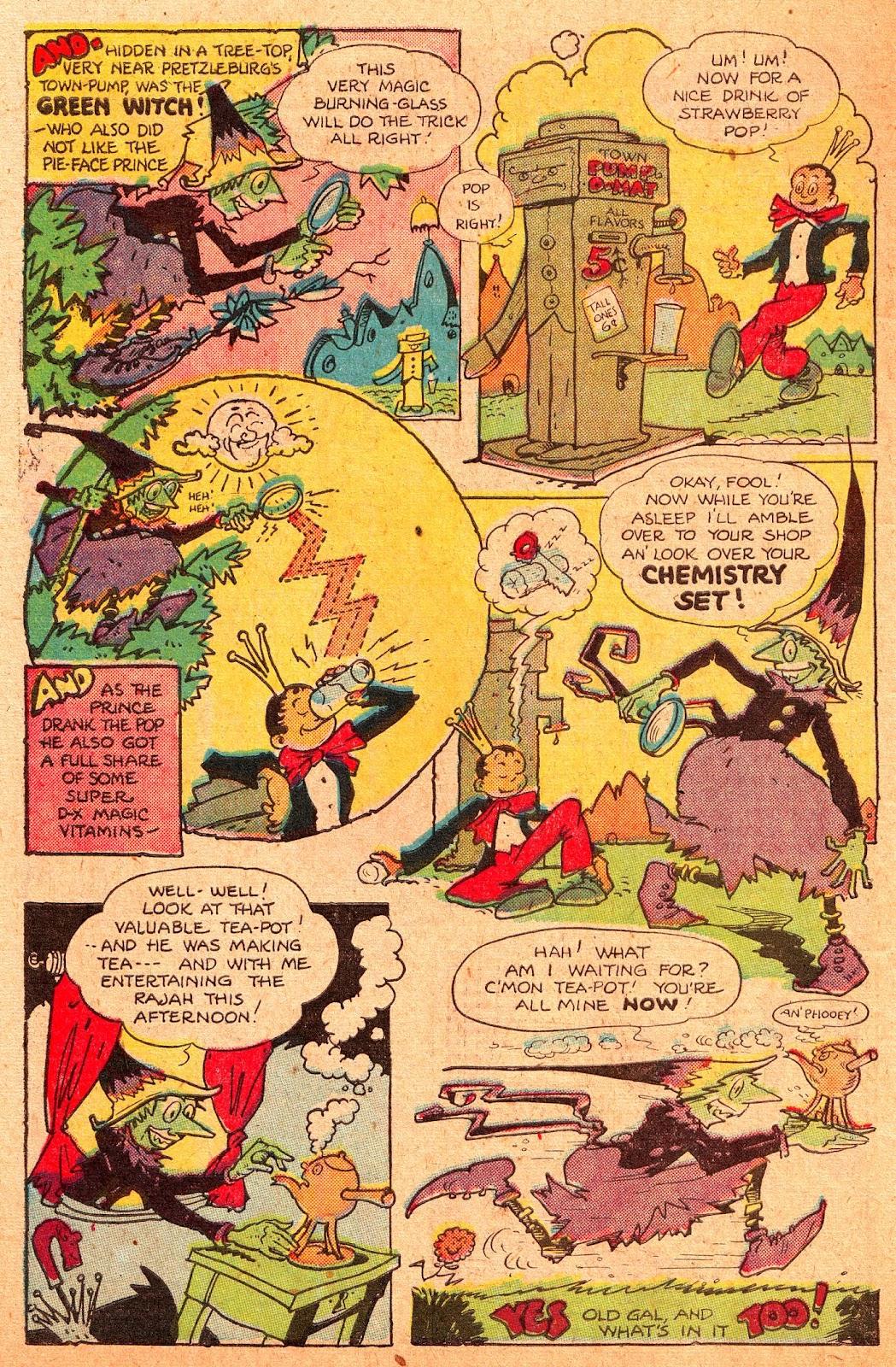 Jingle Jangle Comics issue 21 - Page 46