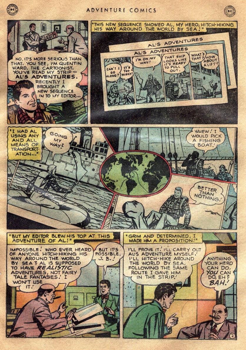 Read online Adventure Comics (1938) comic -  Issue #145 - 36