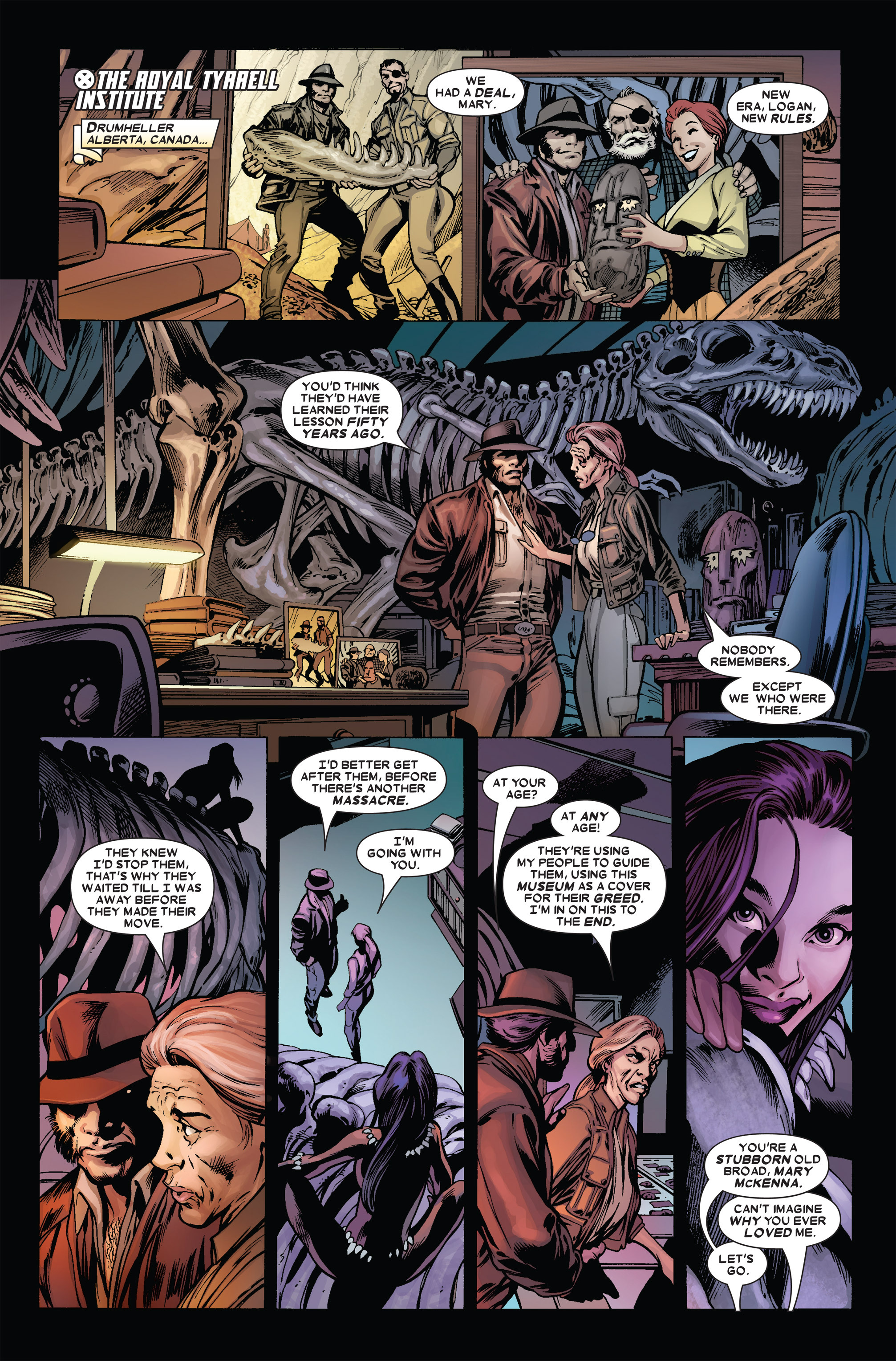Read online Uncanny X-Men (1963) comic -  Issue #455 - 15