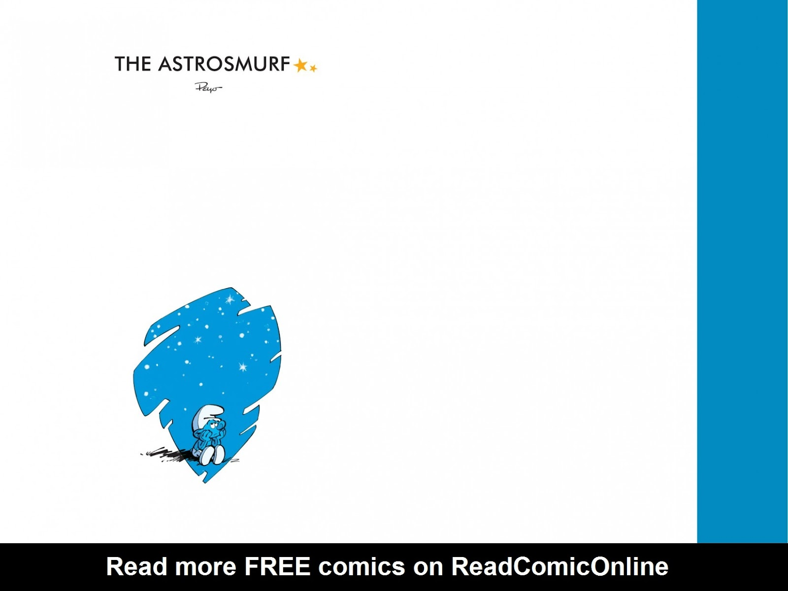 Read online The Smurfs comic -  Issue #7 - 2