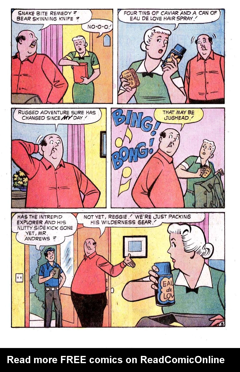 Read online Archie (1960) comic -  Issue #237 - 5