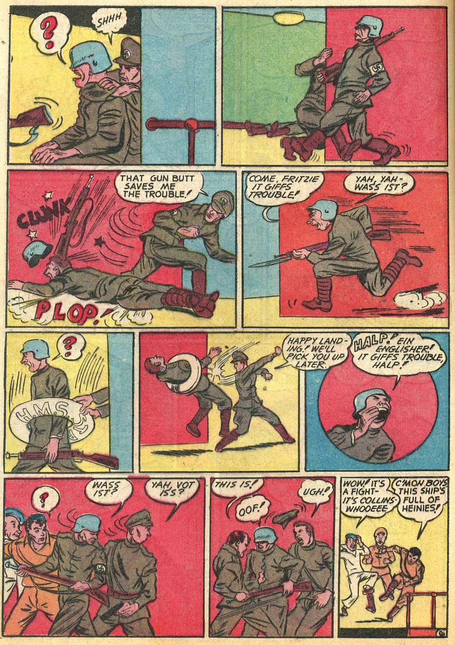 Blue Ribbon Comics (1939) issue 9 - Page 40