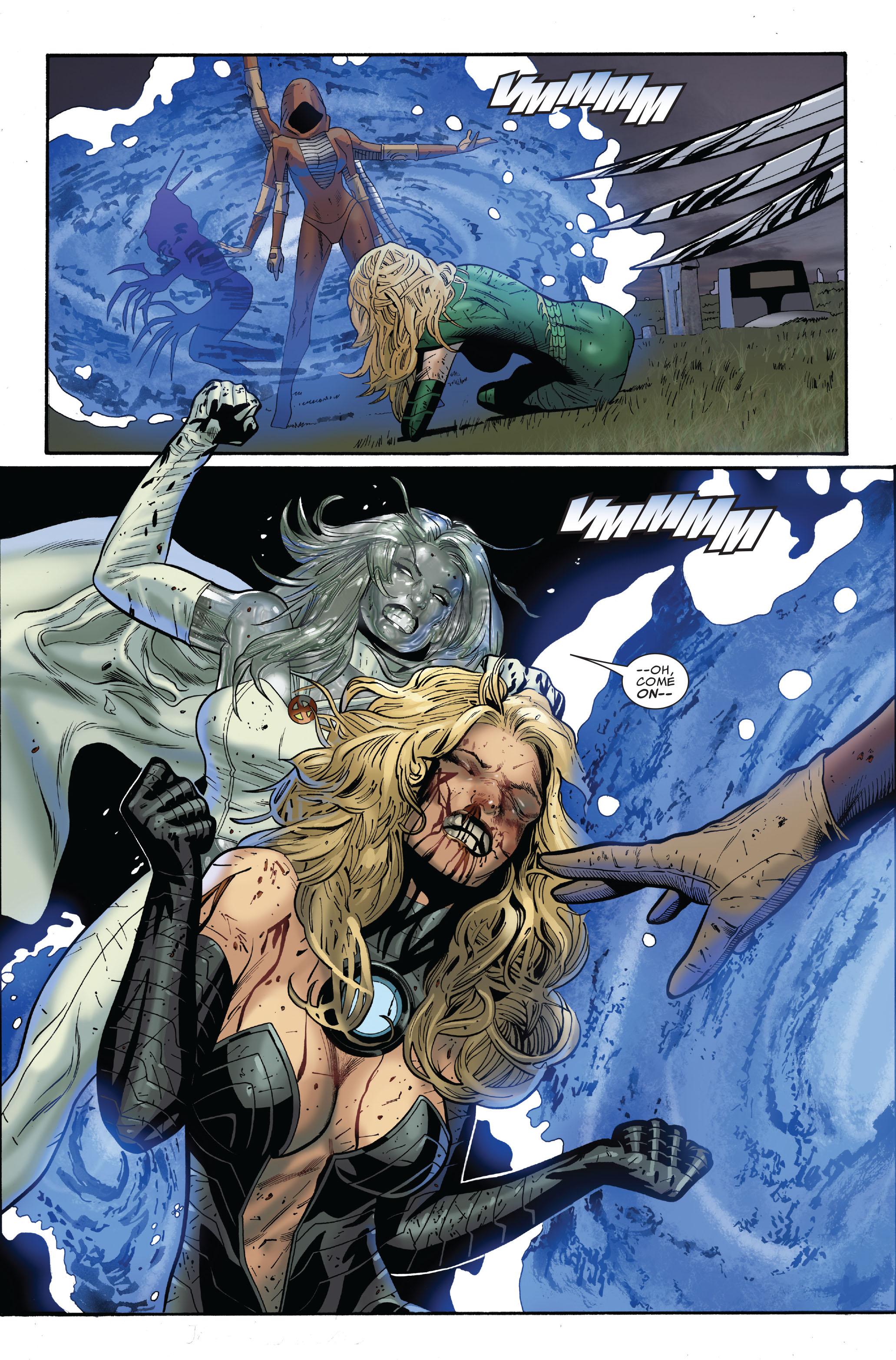 Read online Uncanny X-Men (1963) comic -  Issue #511 - 25