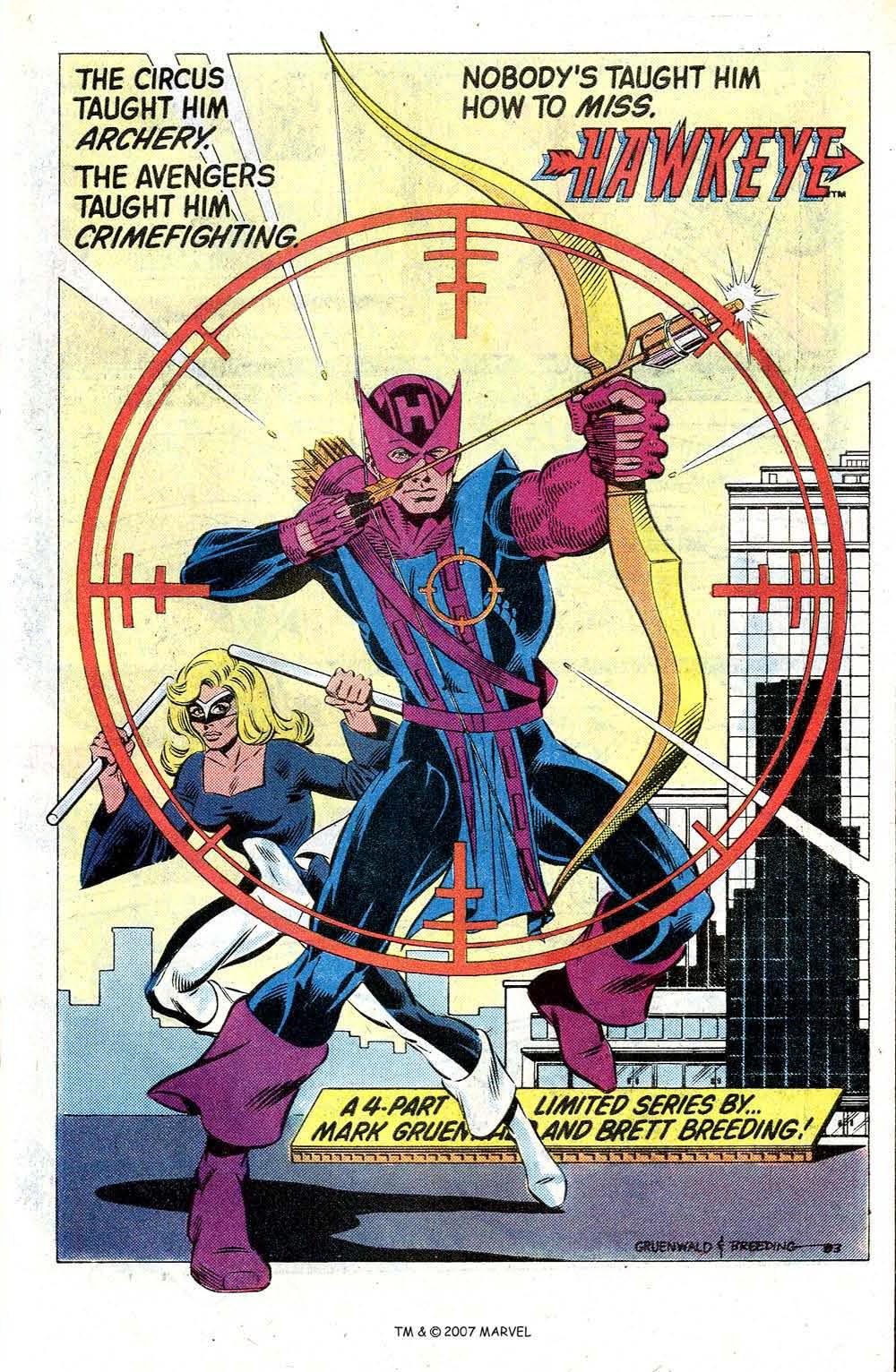 Read online Captain America (1968) comic -  Issue # _Annual 7 - 7