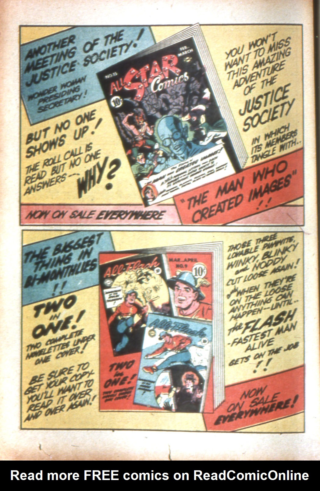 Read online Sensation (Mystery) Comics comic -  Issue #16 - 46