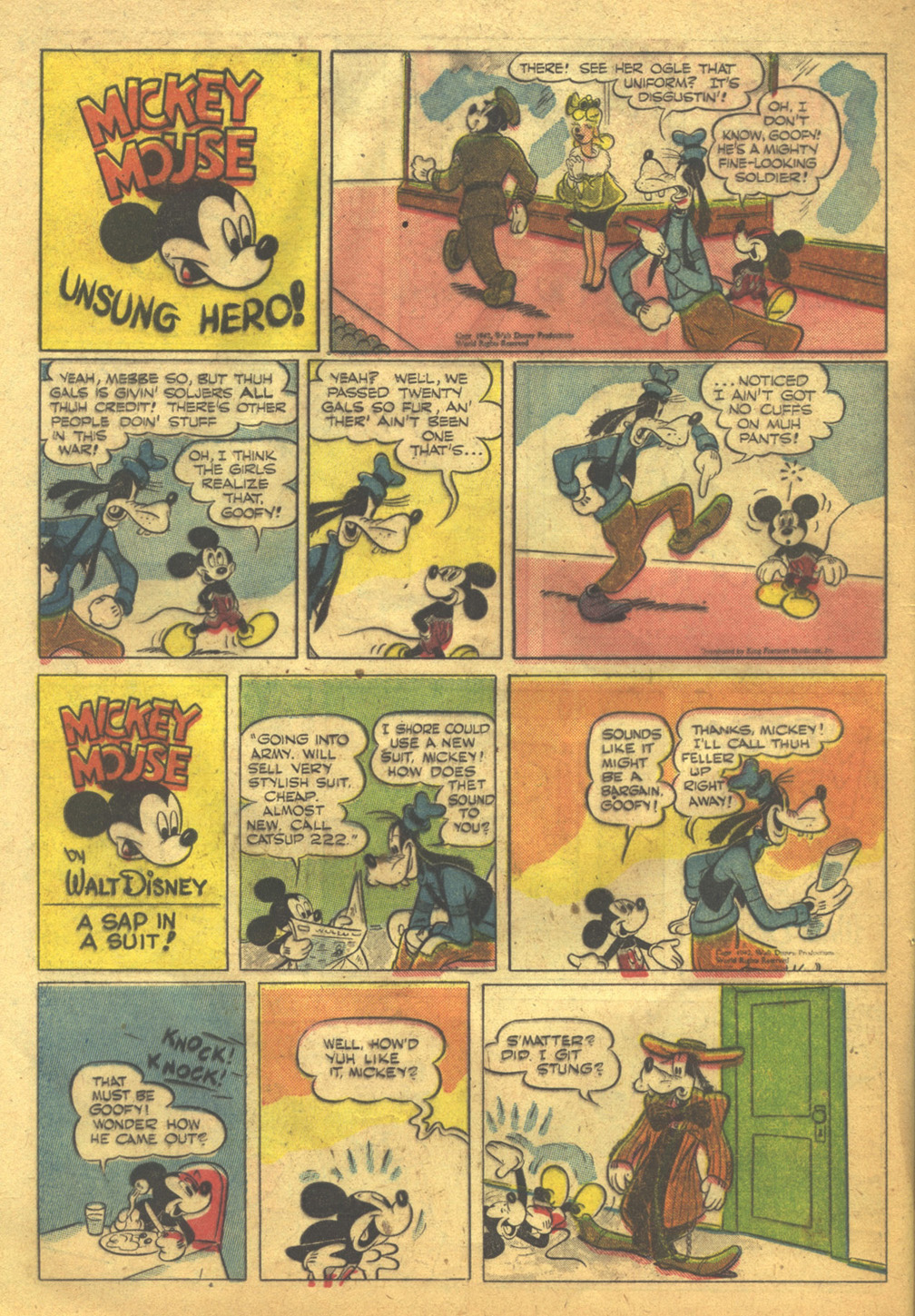 Walt Disney's Comics and Stories issue 62 - Page 40