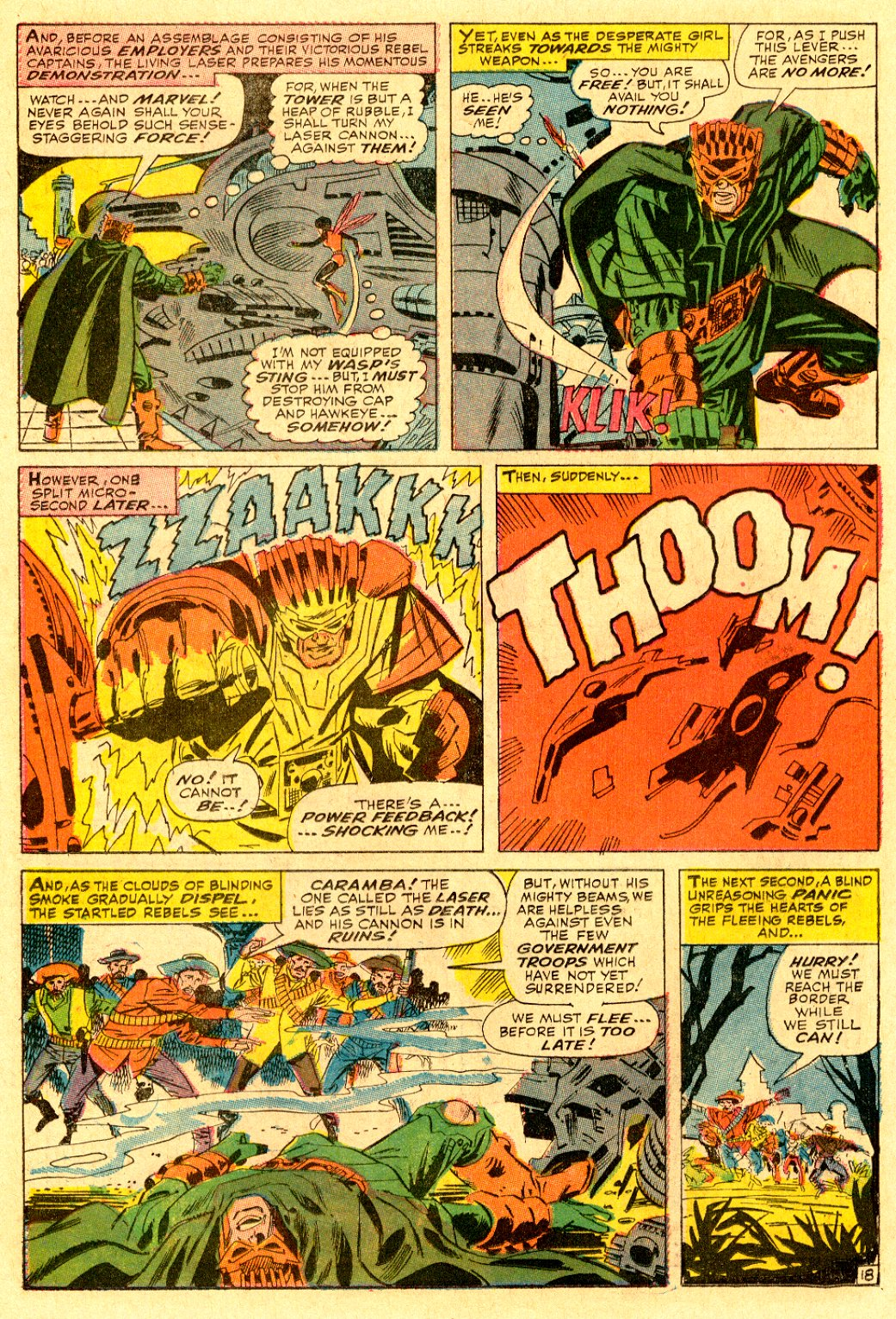 The Avengers (1963) 35 Page 19