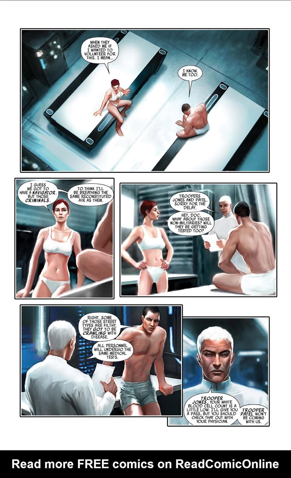 Read online After Dark comic -  Issue #1 - 26