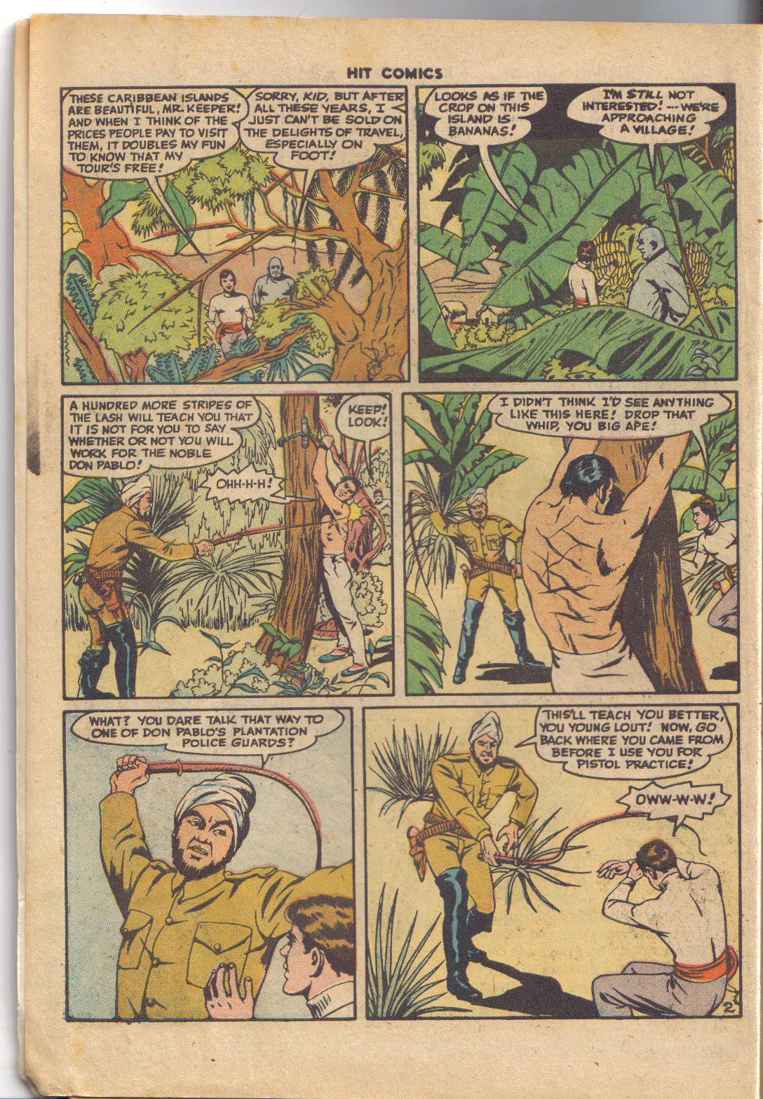 Read online Hit Comics comic -  Issue #45 - 4