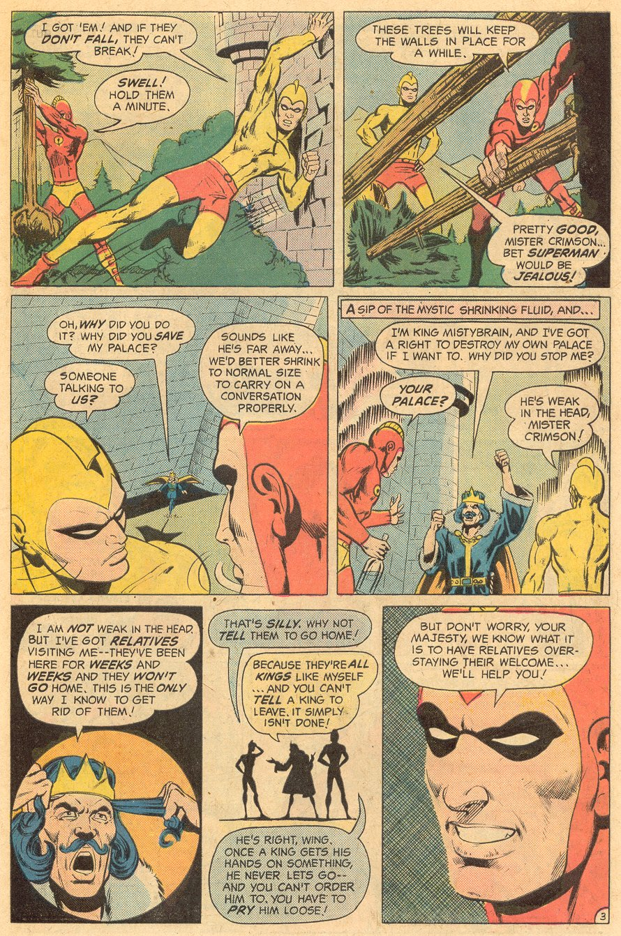 Read online Adventure Comics (1938) comic -  Issue #440 - 21