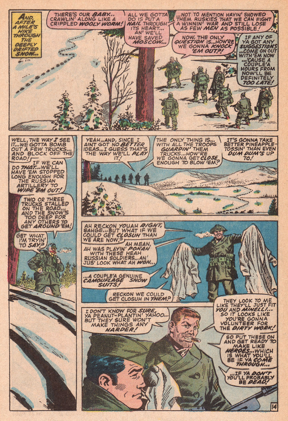 Read online Sgt. Fury comic -  Issue #73 - 20