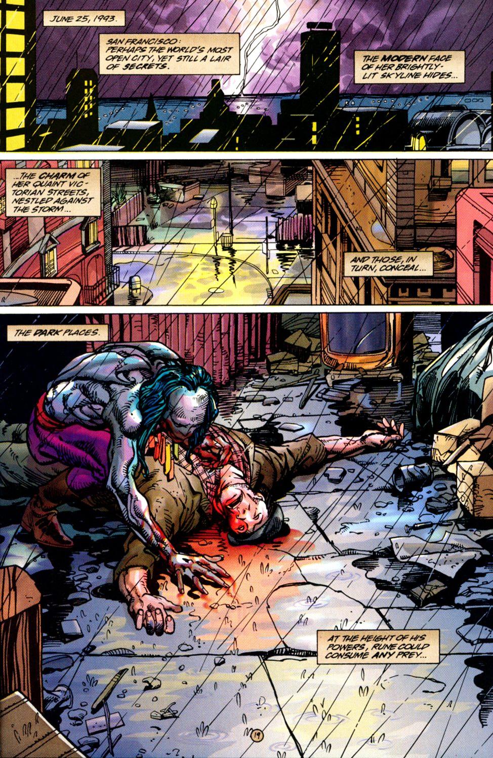 Read online Rune (1994) comic -  Issue #0 - 21