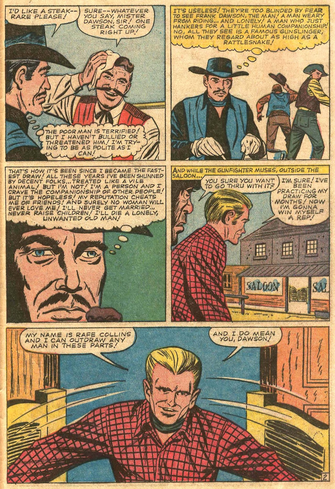 The Rawhide Kid (1955) issue 41 - Page 29