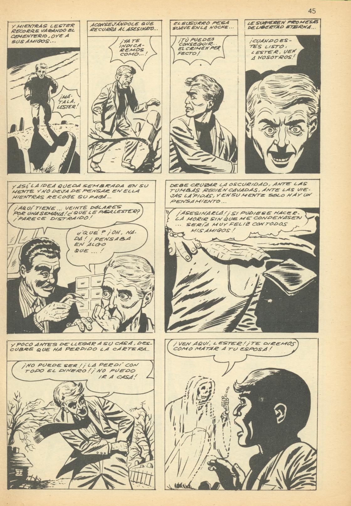 Read online Adventures into Weird Worlds comic -  Issue #12 - 8