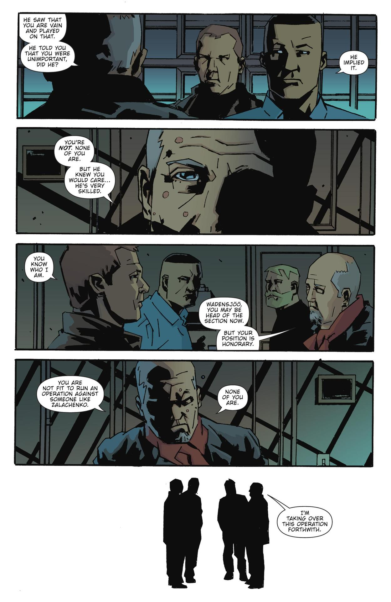 Read online The Girl Who Kicked The Hornet's Nest comic -  Issue # TPB - 79