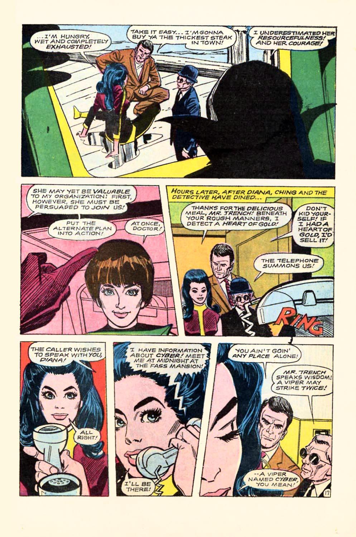 Read online Wonder Woman (1942) comic -  Issue #180 - 23