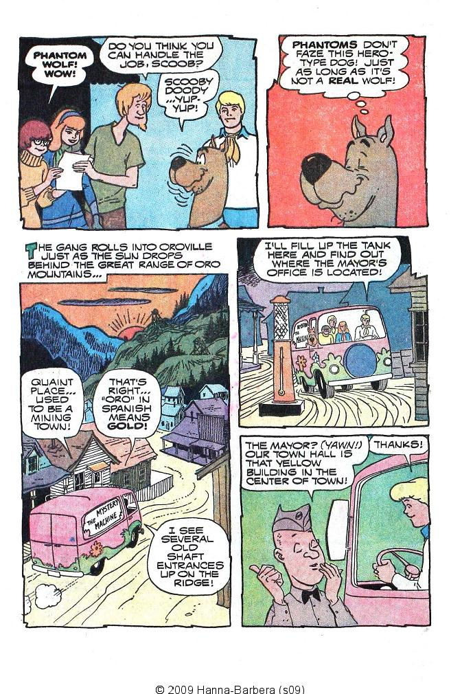 Read online Scooby-Doo... Where Are You! (1970) comic -  Issue #15 - 4
