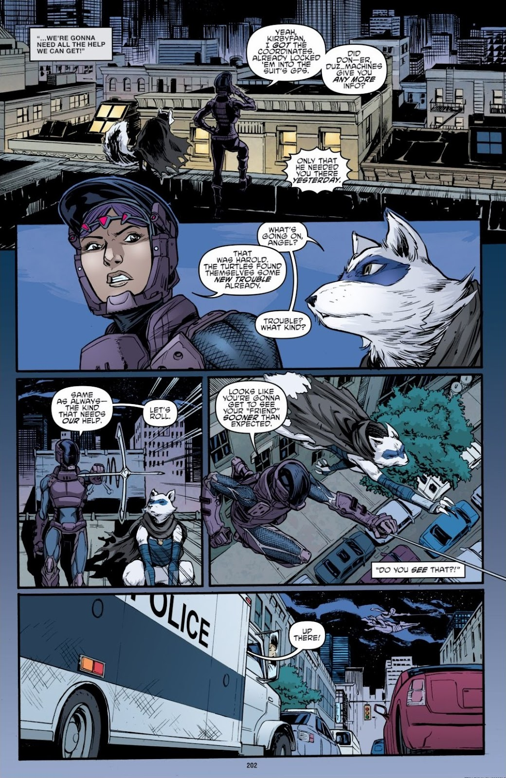Read online Teenage Mutant Ninja Turtles: The IDW Collection comic -  Issue # TPB 6 (Part 2) - 99