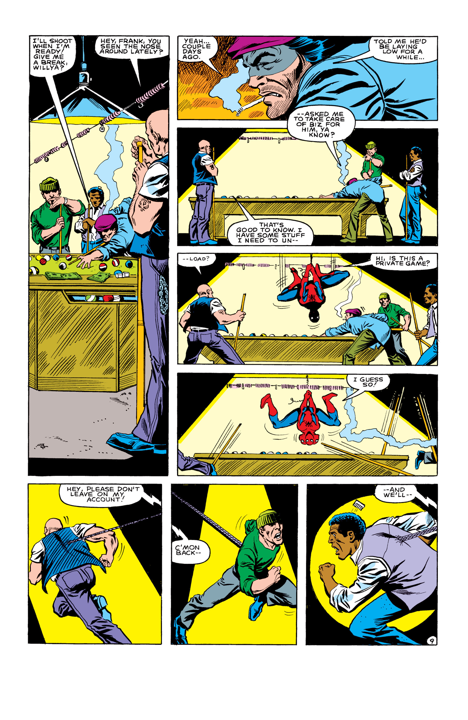 The Amazing Spider-Man (1963) 233 Page 9