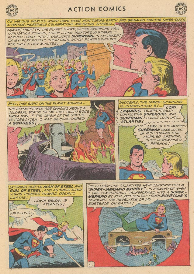 Read online Action Comics (1938) comic -  Issue #285 - 13