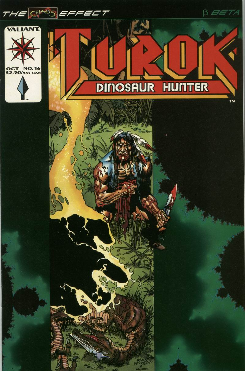 Read online Turok, Dinosaur Hunter (1993) comic -  Issue #16 - 1
